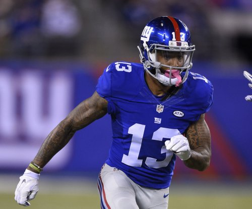 New York Giants WR Odell Beckham Jr. still dealing with injury issue