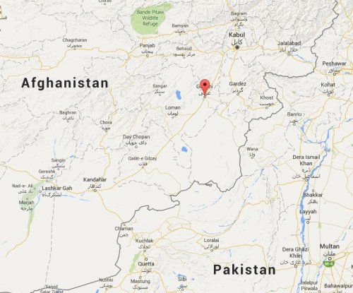 Afghanistan tanker crash kills 73 in Ghazni province