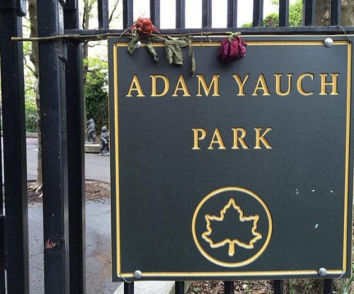 Beastie Boy Adam Horovitz speaks out after Adam Yauch Park vandalized