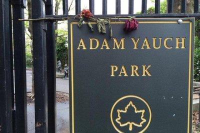 Beastie Boy Adam Horovitz speaks out after Adam Yauch Park vandalized