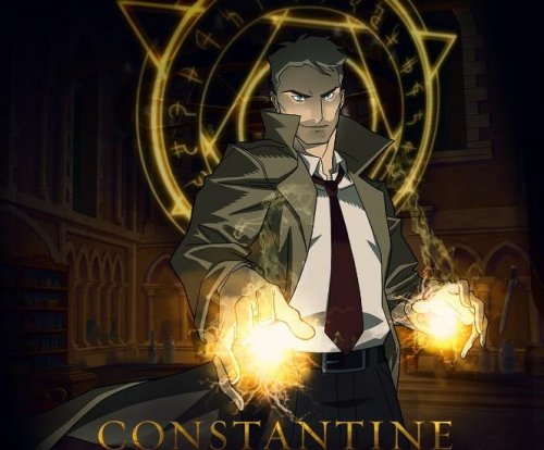 'Constantine' to return as an animated series on CW Seed