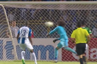 Honduras uses embarrassing goal to beat Mexico, help eliminate USA from World Cup