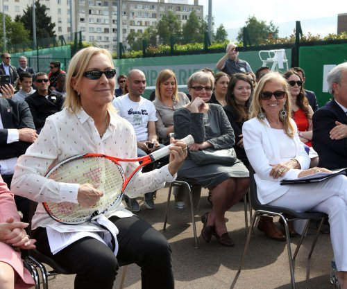 Navratilova accuses BBC of unequal pay