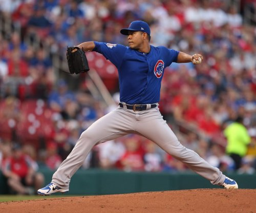 Jose Quintana, Chicago Cubs go for sweep of St. Louis Cardinals