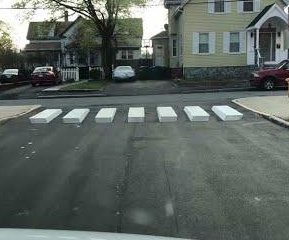 Massachusetts 10-year-olds aim to save lives with 3D crosswalks