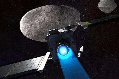 NASA chief calls for global effort to study asteroid threat