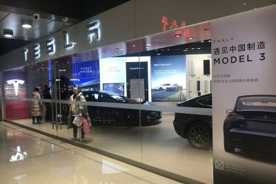 Tesla to begin delivering Chinese-made Model 3 sedans to customers