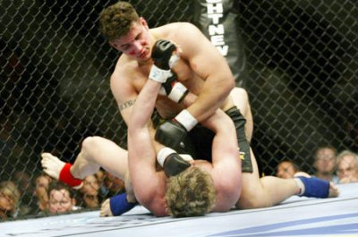 Fight judges favor aggression over skill, study shows