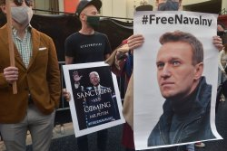Alexei Navalny leads Russians in a historic battle against arbitrary rule