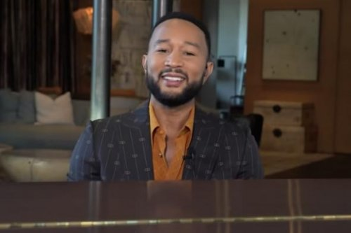 John Legend feels 'so lucky' to have Brandy on 'The Voice'