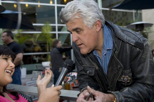 Leno taking trademark segments to new show