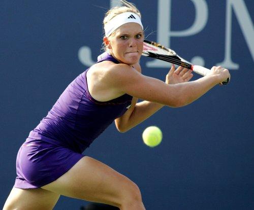 Upsets mark tennis play at Birmingham