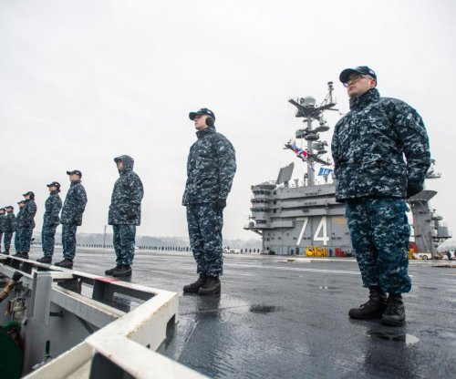 U.S., South Korea in talks over deployment of USS John C. Stennis