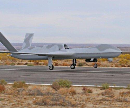 First flight for new jet-powered Avenger UAV