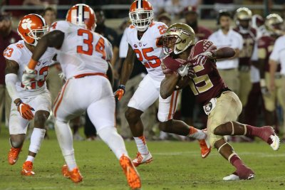 Florida State WR Travis Rudolph declares for NFL draft