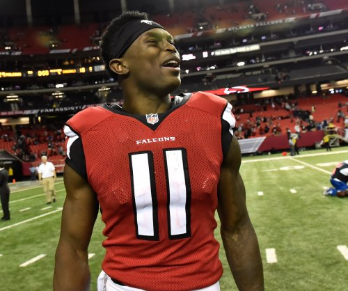 Atlanta Falcons WR Julio Jones to play with no limitations
