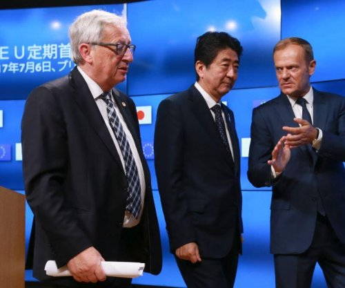 European Union, Japan announce free trade agreement