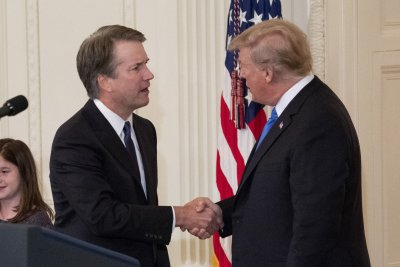 Lawmakers release 87K new documents on high court nominee Kavanaugh