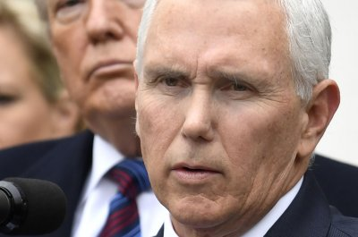 Pence, other Cabinet members' pay raises frozen amid shutdown