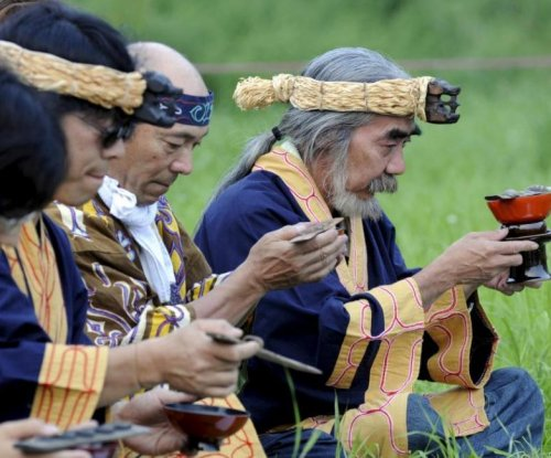 Japanese law recognizes Ainu minority as an indigenous people