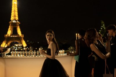 'Emily in Paris': Lily Collins appears in first look for Netflix rom-com series