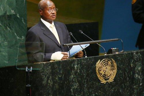 Uganda's incumbent Museveni wins presidential election