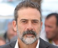 Jeffrey Dean Morgan shares photo of son as 'Walking Dead' extra