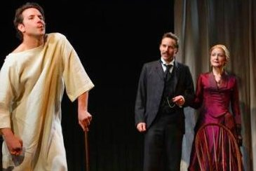 Bradley Cooper stars in Broadway revival of 'The Elephant Man'