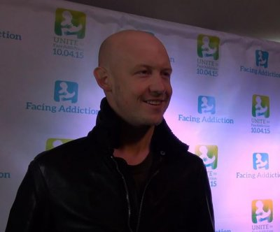 The Fray lead vocalist shares addiction experiences