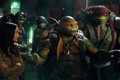 'Teenage Mutant Ninja Turtles 2' second trailer: A new cure is discovered