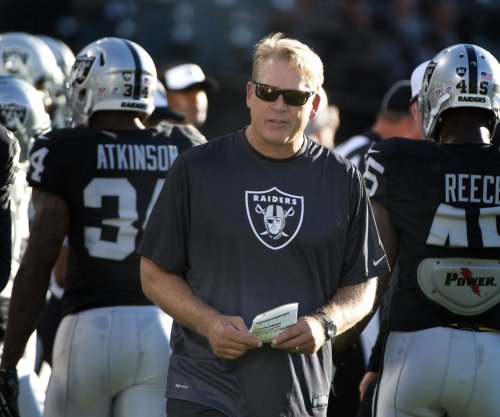 Oakland Raiders' success rests in developing talent