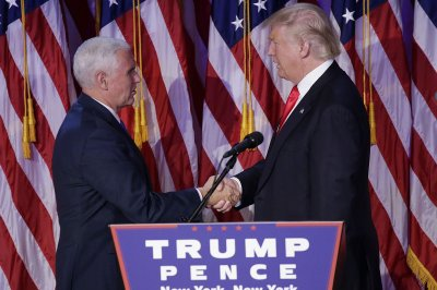 Trump shakes up transition team by putting VP-elect Pence in charge