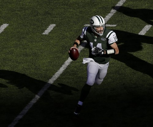 Ryan Fitzpatrick throws two TDs as New York Jets rout Buffalo Bills