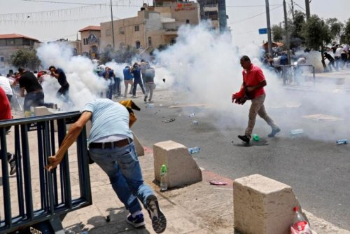 Palestinian Authority freezes contact with Israel