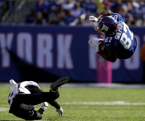 Fantasy Football: Sterling Shepard ruled out for New York Giants