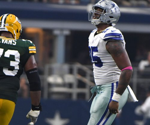 Cowboys DT Irving suspended again