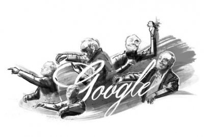 Google honors conductor Kurt Masur with new Doodle