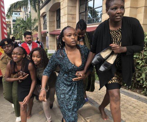 21 dead in terrorist attack on Kenyan hotel