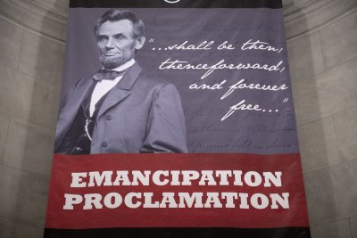 National Archives Museum hosts rare display of Emancipation Proclamation