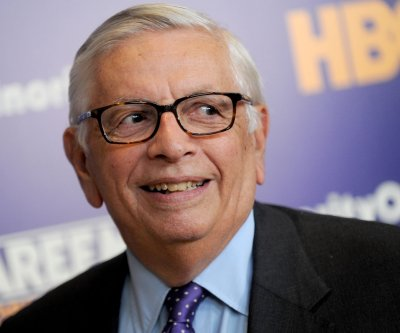 Former NBA commissioner David Stern hospitalized after brain hemorrhage