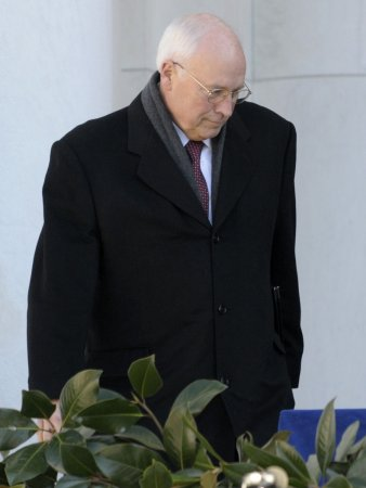 Cheney indicted in Texas case