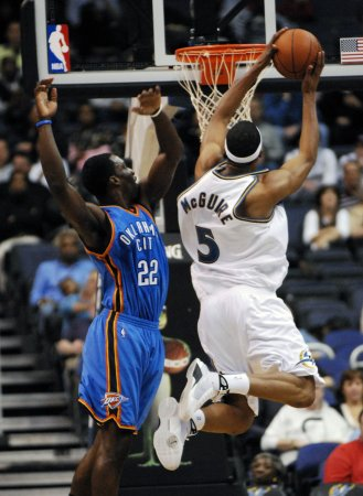NBA: Portland 83, Oklahoma City 74
