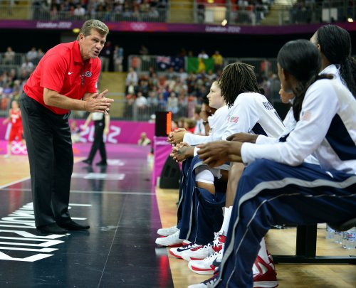 Auriemma to return as U.S. women's basketball coach