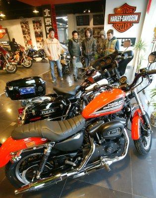 Loyalty meets economy at Harley-Davidson