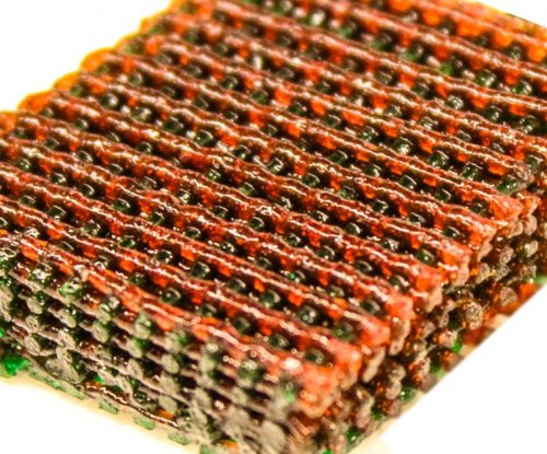 Scientists make tough biogel structures with 3-D printer
