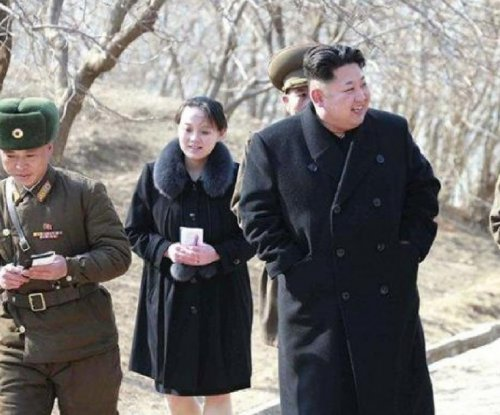 Kim Jong Un promotes younger sister after congress