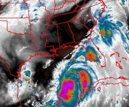 Tropical Storm Hermine picking up steam in Gulf; Florida declares emergencies