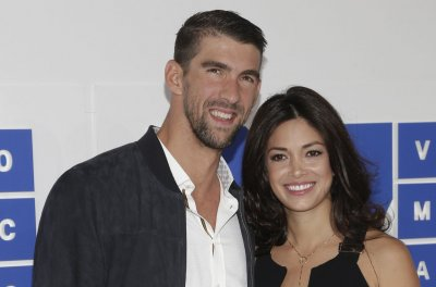 Michael Phelps and Nicole Johnson married in secret ceremony