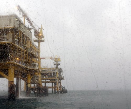 More oil coming from the North Sea
