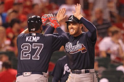 Surging Atlanta Braves complete three-game sweep of slumping Arizona Diamondbacks